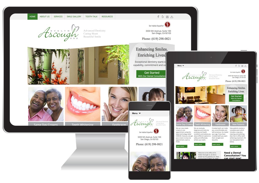 dentist-website-san-diego
