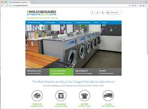 Laundry Service Website