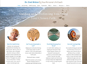 Life Coach Website